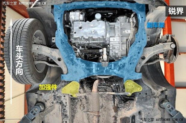 2017款汉兰达底盘结构图片